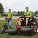 Safe use of Turf Maintenance Equipment